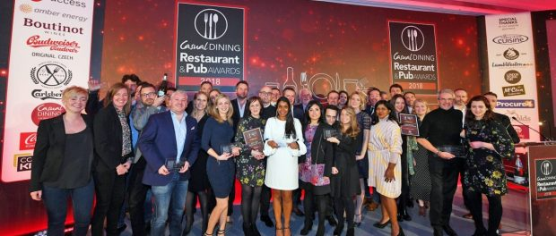 Finalists Announced For Casual Dining Restaurant Pub